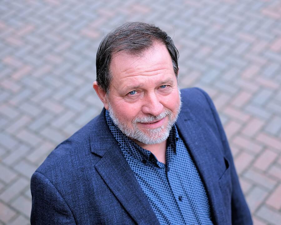 Portrait von Harry Zielinski - Vorstandsvorsitzender
