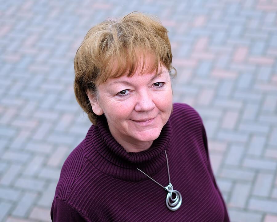 Portrait von Marion Krause - Buchhaltung